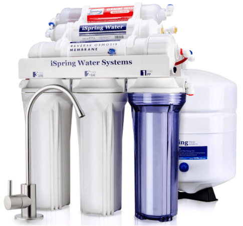 ISpring 75GPD – The Best Osmosis Filtration System