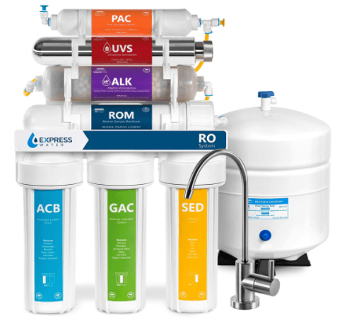 Reverse Osmosis Systems Express Water