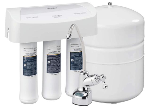 Whirlpool WHER25 Reverse Osmosis Filtration System