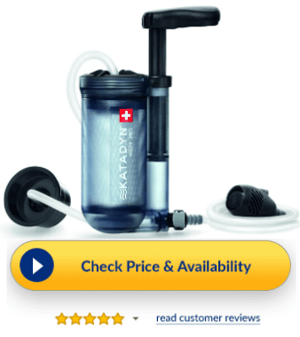 Best Portable Water Filter