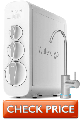 Waterdrop RO Reverse Osmosis Drinking Water Filtration System