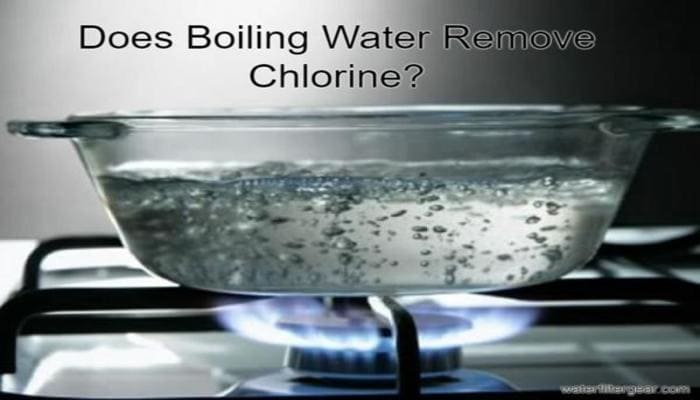 Does Boiling Water Remove Chlorine