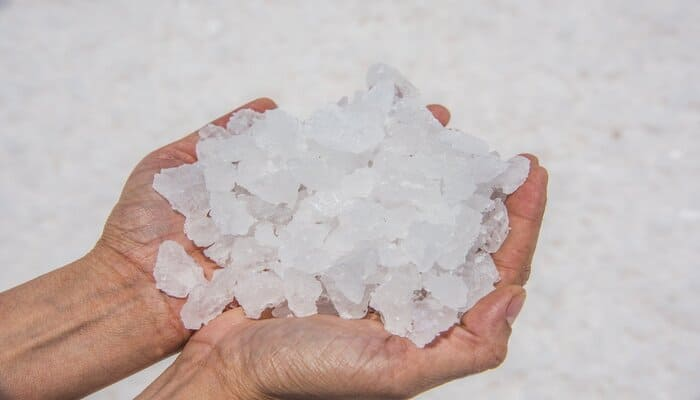 Other Uses For Water Softener Salt