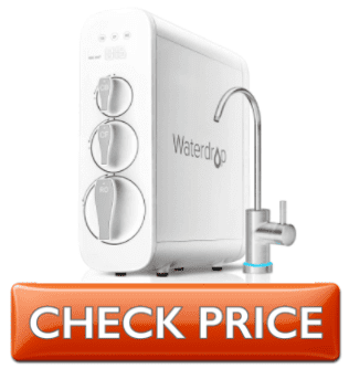 Waterdrop G3 Reverse Osmosis System Review